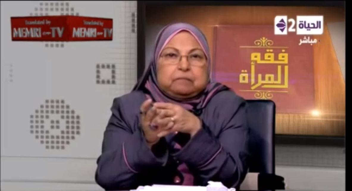 Al-Azhar-Professor-Suad-Saleh_-In-a-Legitimate-War-Muslims-Can-Capture-Slavegir