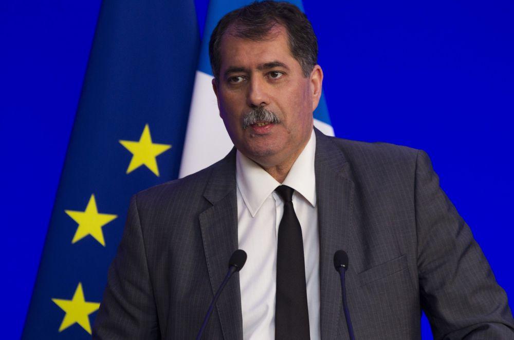 Anouar Kbibech , président du Conseil Français du Culte Musulman.