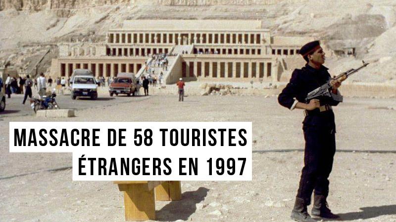 Le président égyptien nomme un responsable de l'assassinat de 58 touristes en 1997 gouverneur de Louxor !