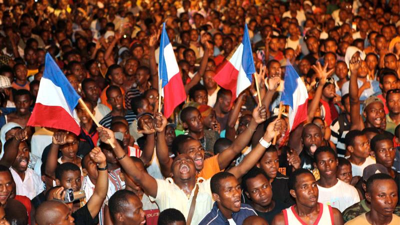 Mayotte: la déferlante migratoire.