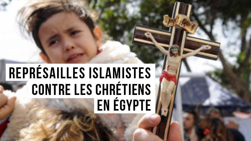 représailles contre les chrétiens après la déposition de Morsi
