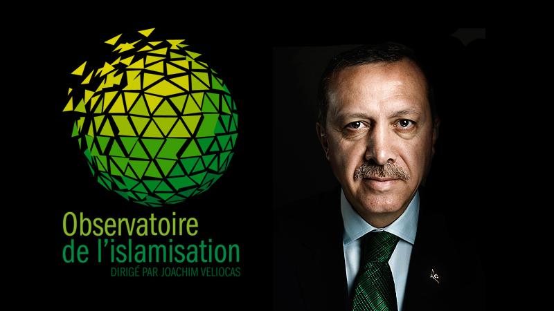 Patrick Louis s'adresse au Premier Ministre turc