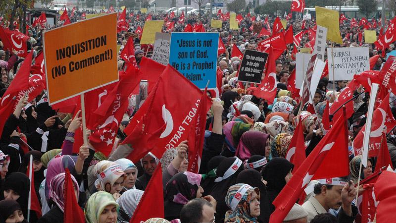La vérité sur les convictions religieuses des Turcs