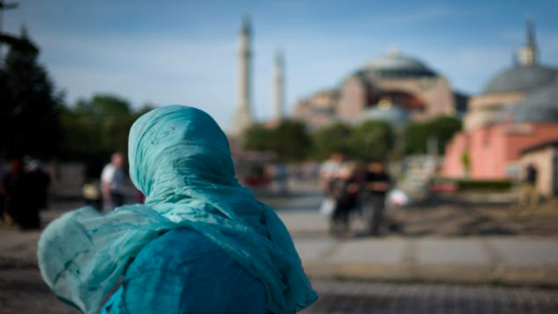 """""""Il y a à Istanbul moins de femmes voilées qu'à Paris"""""""