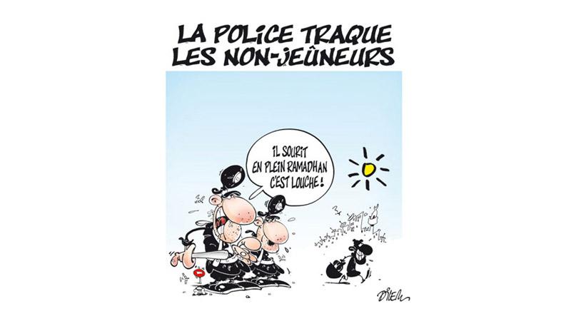 Algérie : Procès de 8 non-jeûneurs