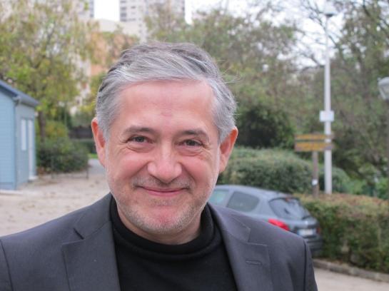 Laurent Rivoire, maire UDI-LR de Noisy-Le-Sec