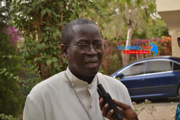 Mgr Benjamin Ndiaye