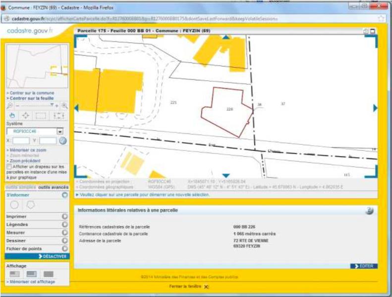 Le maire ps de feyzin offre un terrain municipal pour la mosqu e dossier co - Comment trouver le nom du proprietaire d un terrain ...