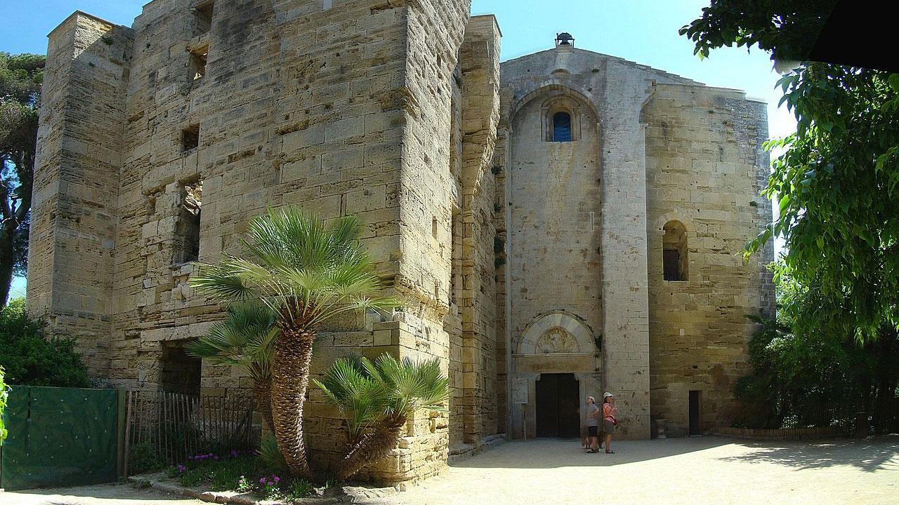 France, 719 : la cathédrale de Maguelone convertie en mosquée par les musulmans