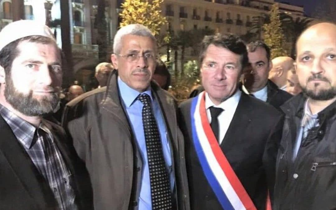 Décapitation de Nice : Estrosi soutient l'imâm frériste gérant la librairie radicale à côté de l'église Notre-Dame