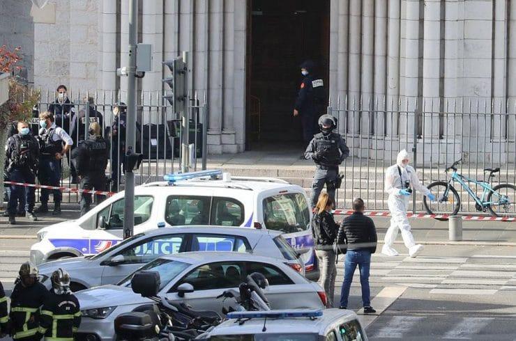 Le point sur les 5 attaques ou tentatives du 29 octobre : Nice, Avignon, Sartrouville, Lyon, Mons